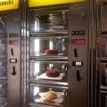 Automat with snacks