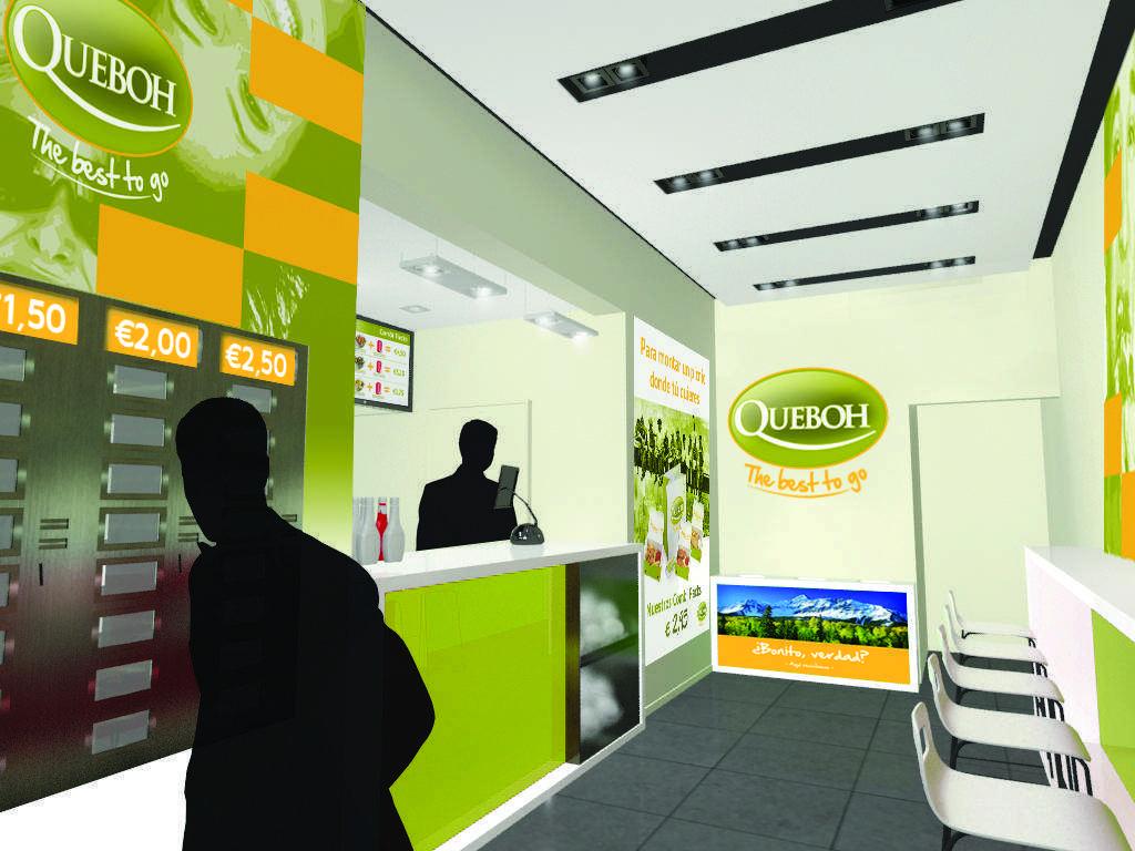 Automat store design